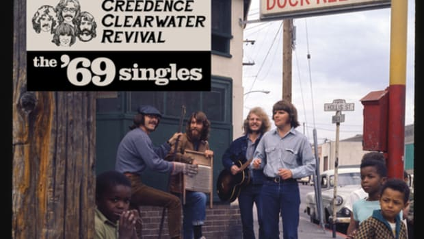 Creedence Clearwater Revival The 69 Singles