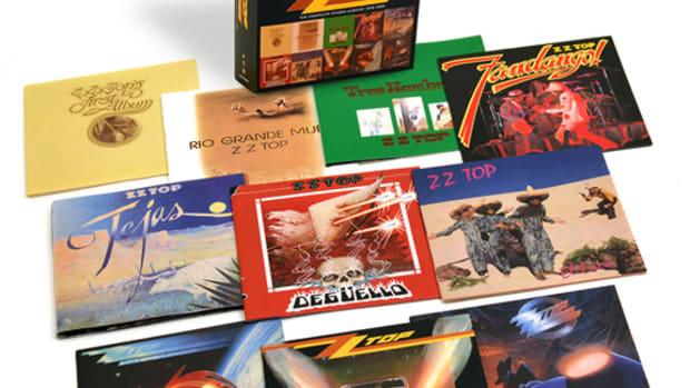 ZZ Top The Studio Albums 1970-1990