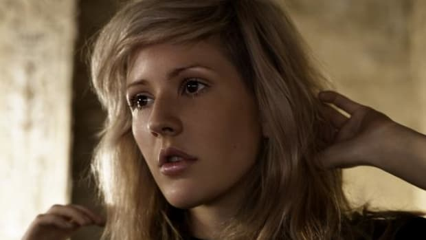 """Ellie Goulding has released her third single, which is titled """"Guns And Horses."""""""