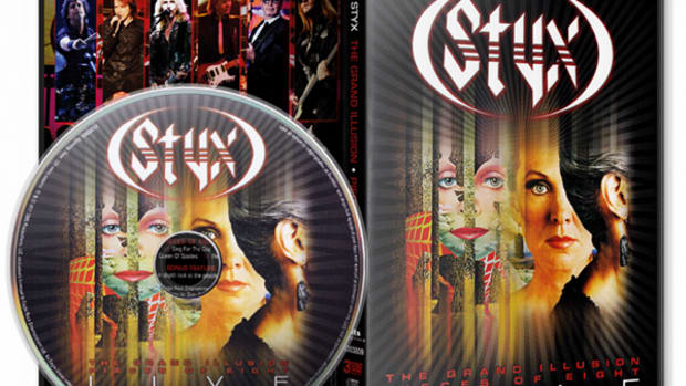 Grand Illusion Pieces of Eight Live by Styx