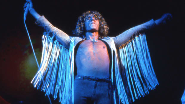 Roger Daltrey. Photo courtesy Jason Laure/Frank White Photo Agency