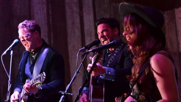 The Lone Bellow (Photo by Chris M. Junior)