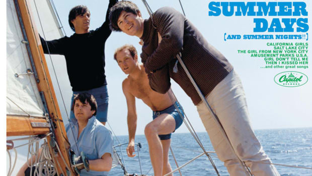 """The final cover of """"Summer Days (And Summer Nights!!)"""" Photo (c) Capitol Records, LLC"""