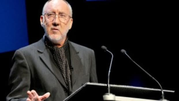 The Who's Pete Townshend delivered the inaugural John Peel Lecture in Manchester, England yesterday, an event which was broadcast live on BBC 6 Music. The lecture can now be heard on demand on the BBC 6 Music Web site.