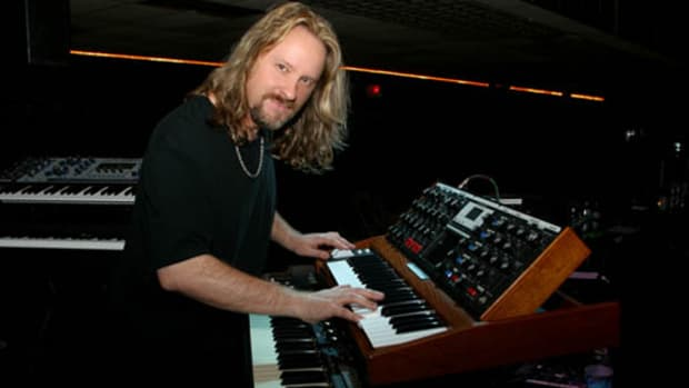 Erik Norlander. Photo by Neal Hamilton