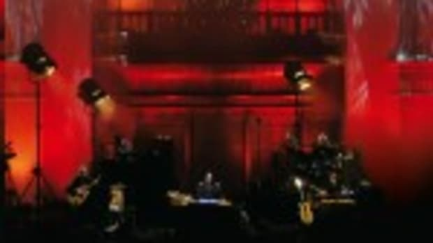 Marillion Live From Cadogan Hall CD