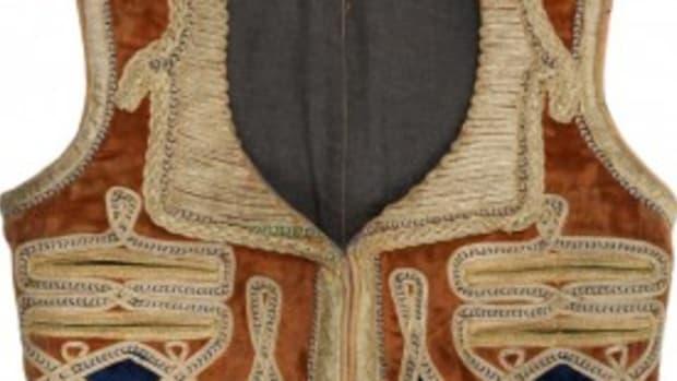 Jimi Hendrix gypsy vest