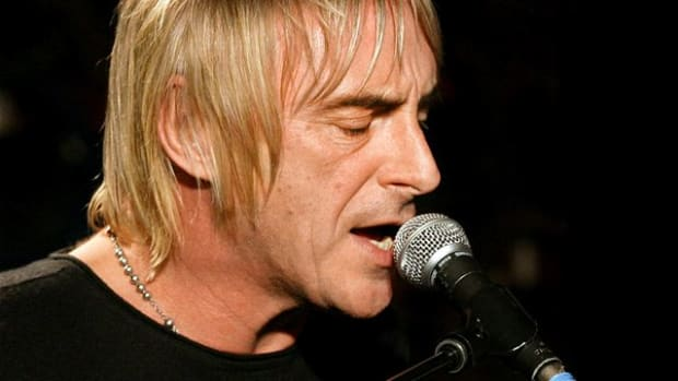 Paul Weller's 11th solo album, Sonik Kicks, will be released in March 2012.