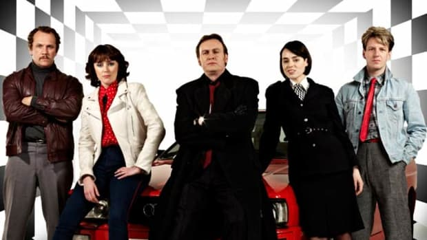 Series 2 of Ashes to Ashes on BBC America features a fantastic soundtrack of early 1980s music.