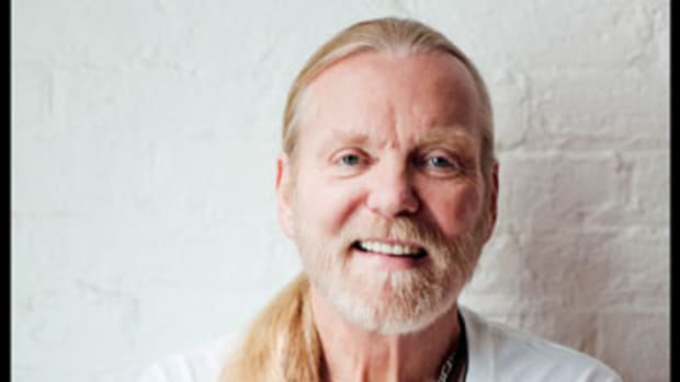 "A MODEST Gregg Allman says this of ""Low Country Blues,"" his new, critically- acclaimed solo album: ""All we did was go into the studio to cut some tunes."" (Danny Clinch/Courtesy Big Hassle Media.)"