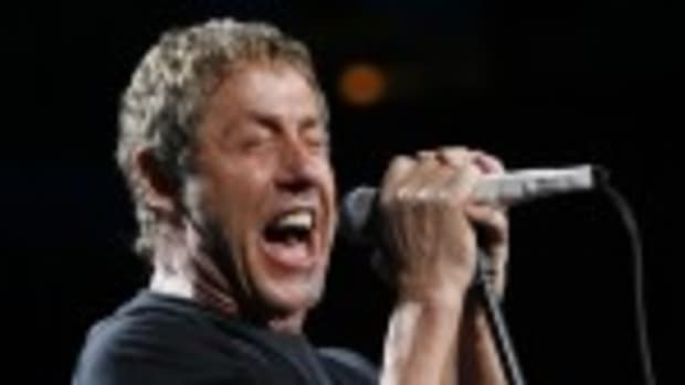 Roger Daltrey in 2007 (Photo courtesy of The Who Archive at Trinifold)