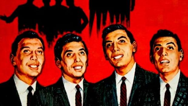 Ames Brothers - Famous Quartets3