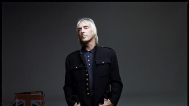 Paul Weller has been doing heavy promotion for his new album on UK music radio.