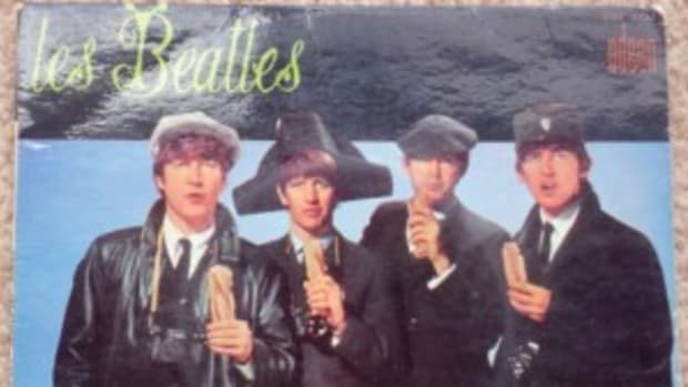 Les Beatles Police Sandwich EP cover