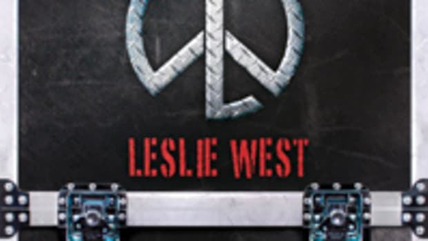 Leslie West Unusual Suspects