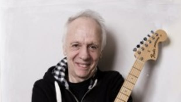 Robin Trower 2015. Photo by Mike Prior