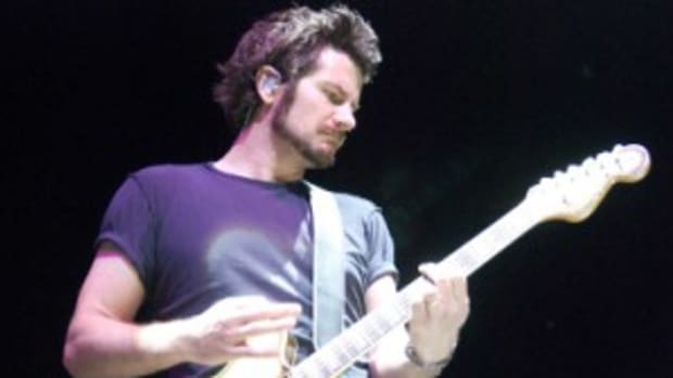 Matt Nathanson is shown during his performance at ACL Live at the Moody Theater on March 16. (Photo by Chris M. Junior)