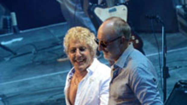 The Who Roger Daltrey Pete Townshend Quadrophenia