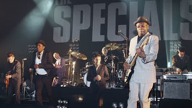 The Specials gave a great performance at Terminal 5 on Manhattan's West Side.