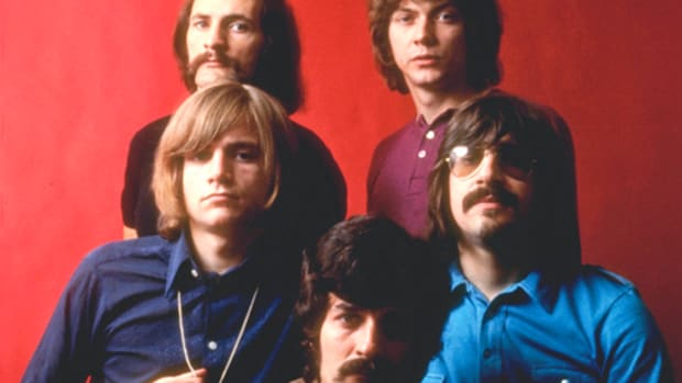 The Moody Blues circa 1970