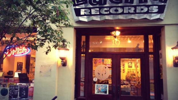 Record Store Recon Euclid Records St. Louis