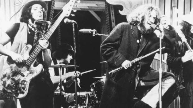 Jethro Tull Rock and Roll Circus