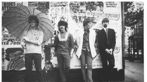 The Byrds in 1967