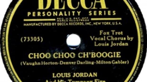 Louis Jordan Choo Choo Chboogie