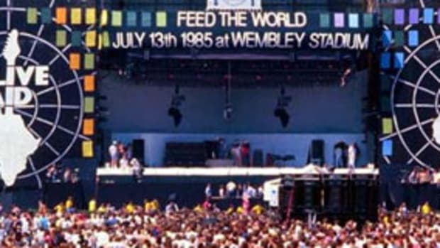 Absolute Radio is broadcasting a documentary about the 25th anniversary of Live Aid.