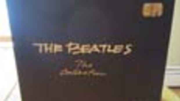 Beatles Mobile Fidelity Sound Labs box set