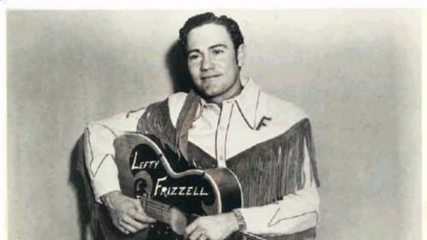 Lefty Frizzell publicity photo