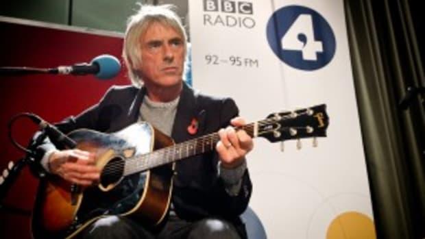 Paul Weller was one of the artists featured on the first series of BBC Radio 4's excellent Mastertapes series.