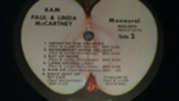 """A mono copy of """"Ram"""" snags the MVP post for Paul McCartney's catalog."""
