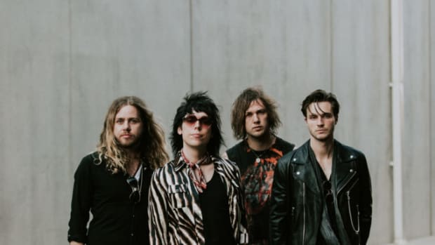 The Struts. Publicity photo by Anna Lee.