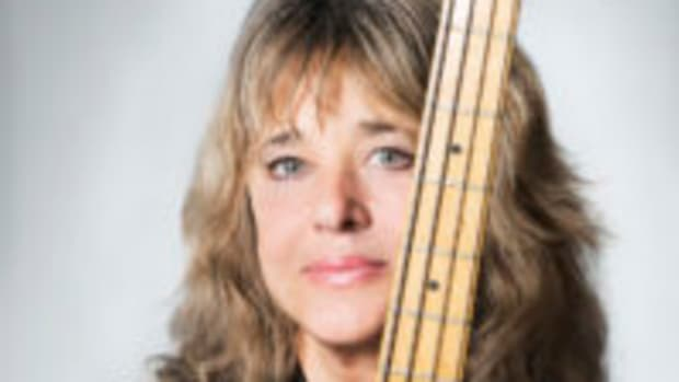 Suzi Quatro — still rockin' in 2019. Publicity photo.