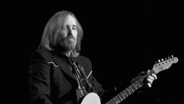 Tom Petty. Publicity photo.