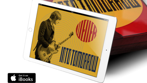 Paul Weller -- Into Tomorrow iBook