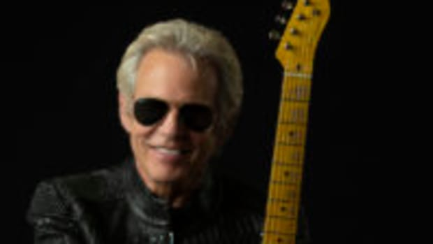 Don Felder portrait (Photo by Michael Helms)