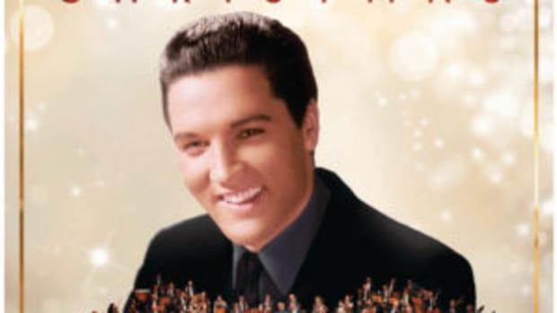 Elvis Presley 2017 Christmas release (PRNewsfoto/Legacy Recordings)