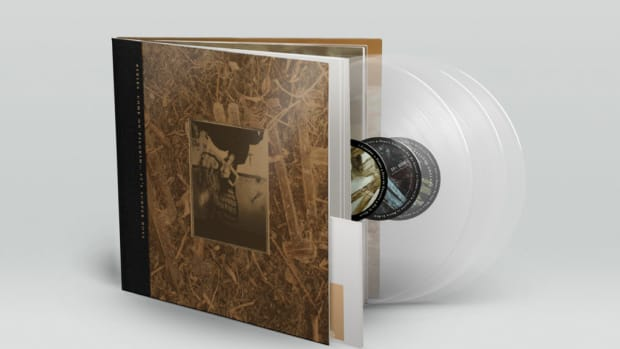 """Come On Pilgrim...Surfer Rosa"" 30th Anniversary Deluxe Edition LP Package Art"