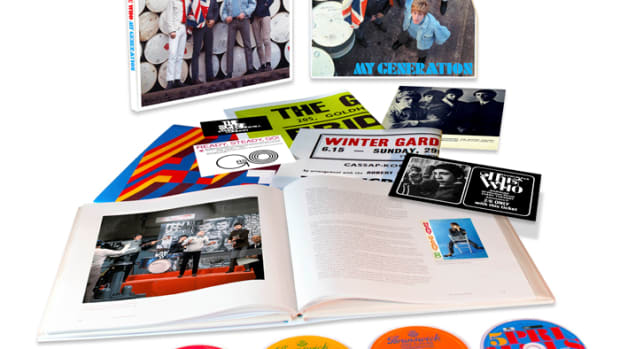 "The Who's ""My Generation"" Super-Deluxe 3D Set"