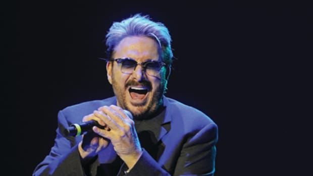 Chuck Negron formerly of Three Dog Night performs at the 2018 Happy Together Tour at Mayo Performing Arts Center on June 28, 2018 in Morristown, New Jersey. (Photo by Bobby Bank/Getty Images)