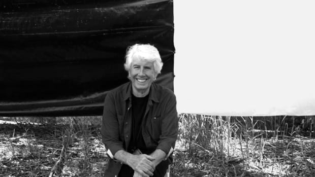 Graham Nash. Photo by Amy Grantham.