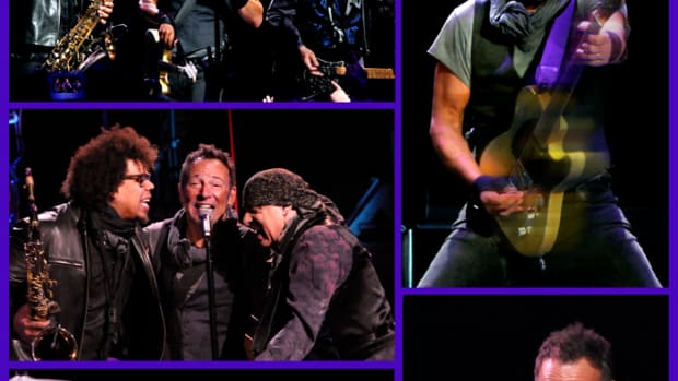 Bruce Baltimore collage