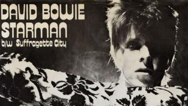 Bowie flip side