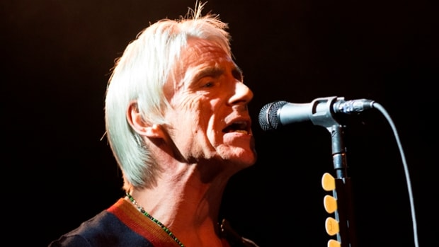 "Paul Weller is undertaking a comprehensive tour of North America this month in support of his latest album, which is titled ""A Kind Revolution."" (Photo by Chris M. Junior)"