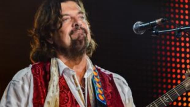 Alan Parsons. Photo by Simon Lowery.