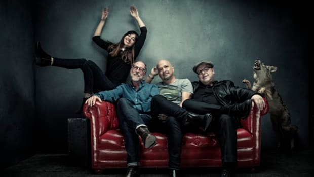 "Pixies are enjoying a great second life with fantastic live shows and their terrific latest album, ""Head Carrier."" (Photo by Travis Shinn)"