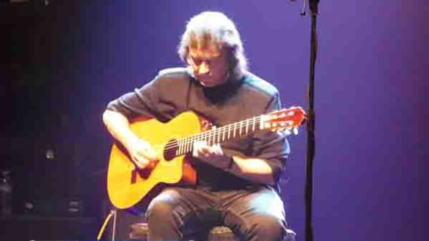 Steve Hackett in concert 2017