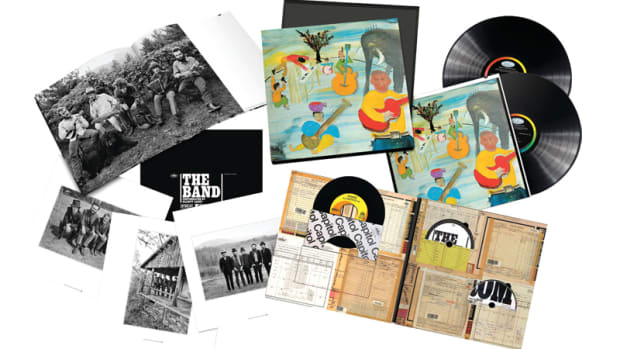 The Ultimate Box Set: The Band's Music From Big Pink 50th Anniversary Edition.